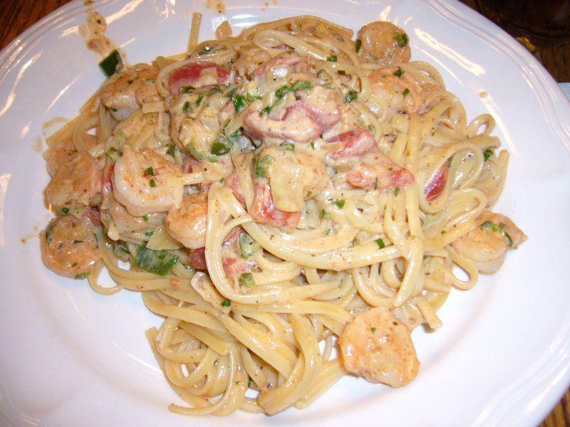 Creamy Shrimp Pasta Recipe