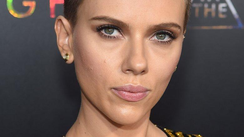 Scarlett Johansson's