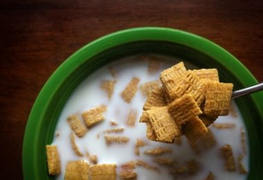 cereal benefits for baby