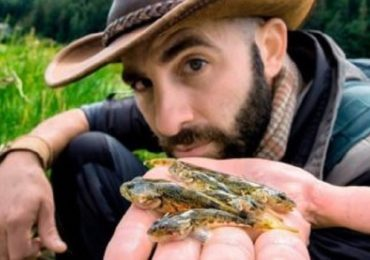 Coyote Peterson's Biography, Net Worth, Real Name, Wife, Family