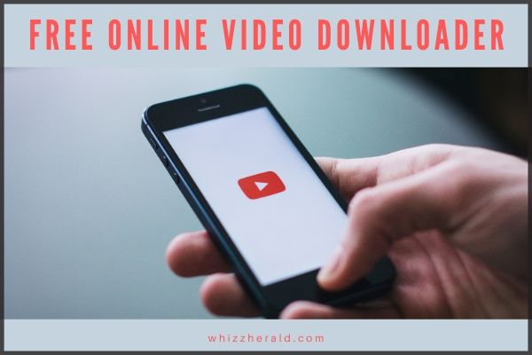 Free Online Video Downloader. Download Video from Any Site!