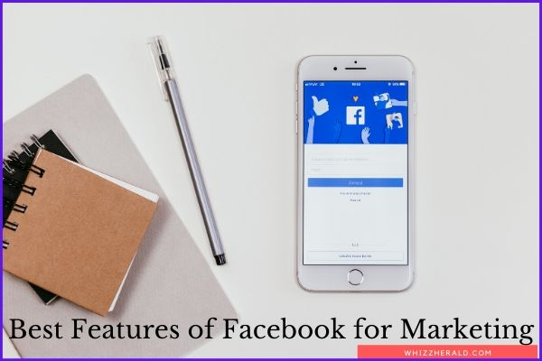 facebook marketing features