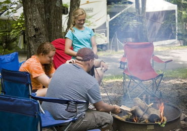 Useful Family Camping Tips for Neophyte Campers in Michigan