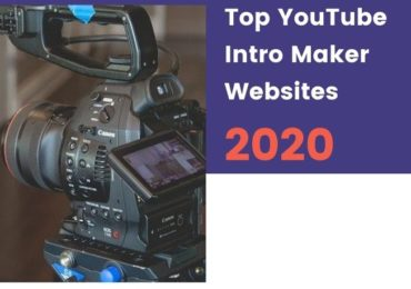 Top YouTube Intro Maker Websites in 2020